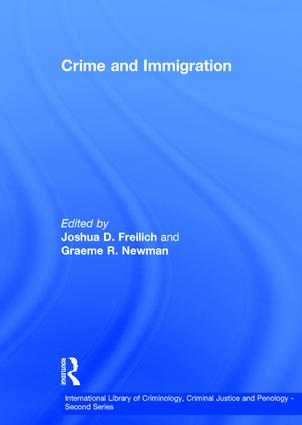 Crime and Immigration: 1st Edition (Hardback) book cover