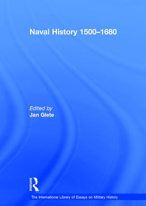 Naval History 1500–1680 book cover