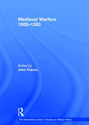 Medieval Warfare 1000–1300: 1st Edition (Hardback) book cover