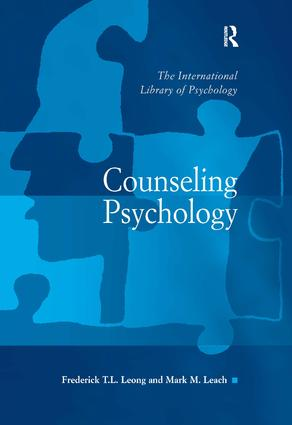 'Change Processes in Counseling and Psychotherapy', Journal of Counseling Psychology, 20, pp. 25-37