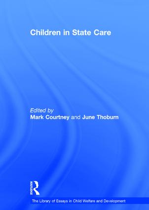 Reception into Care—its Meaning for all Concerned