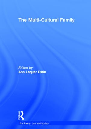 The Multi-Cultural Family book cover