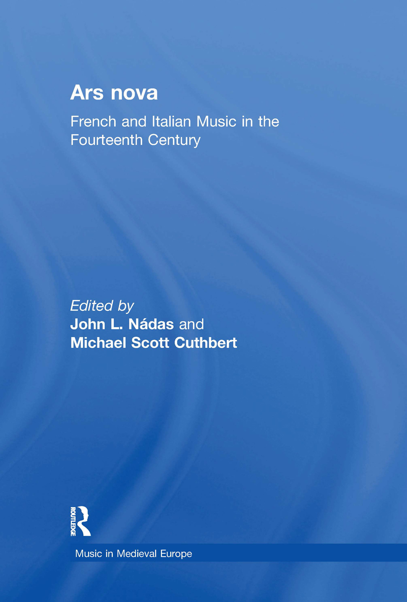 Lyrics for Reading and Lyrics for Singing in Late Medieval France: The Development of the Dance Lyric from Adam de Ia Halle to Guillaume de Machaut