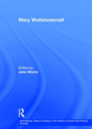 Mary Wollstonecraft (Hardback) book cover