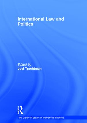 International Law and Politics book cover