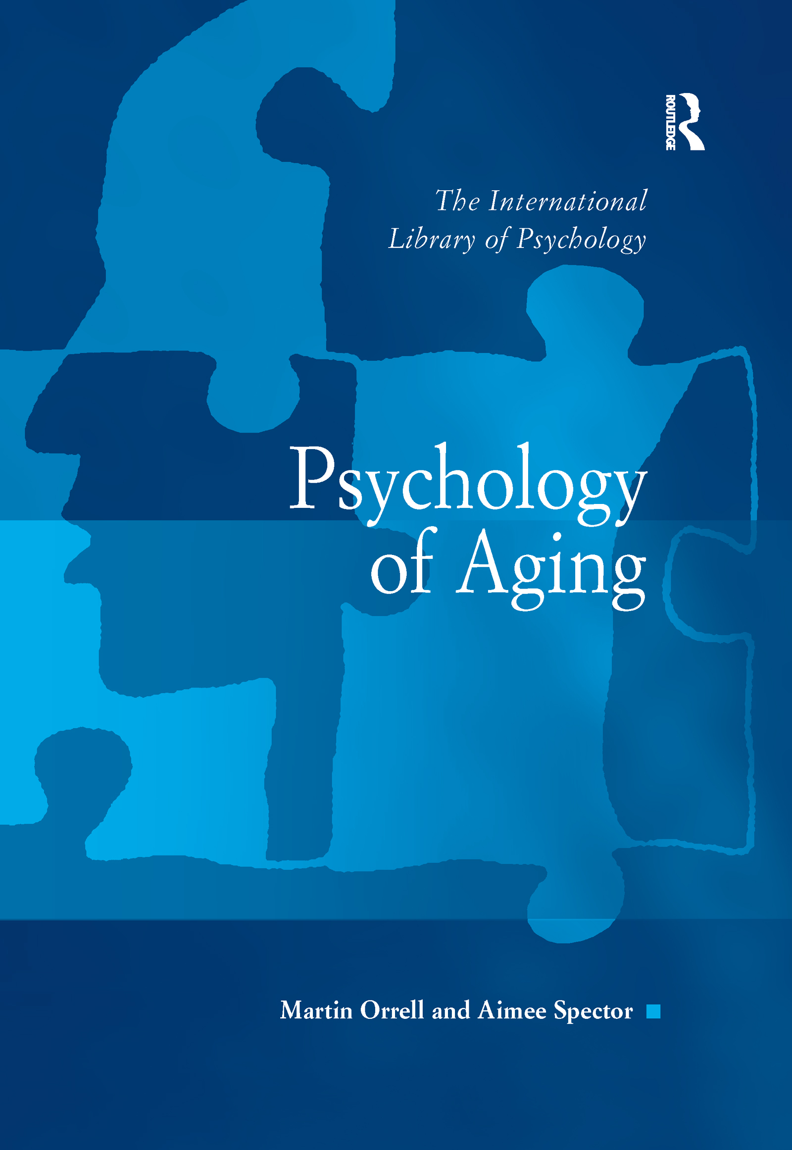 Psychology of Aging: 1st Edition (Hardback) book cover