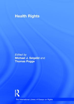 Health Rights: 1st Edition (Hardback) book cover