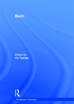 Bach: 1st Edition (Hardback) book cover