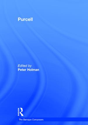 Purcell: 1st Edition (Hardback) book cover