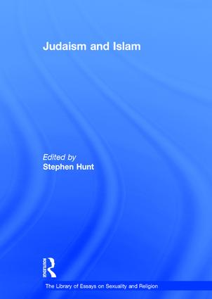 Judaism and Islam: 1st Edition (Hardback) book cover