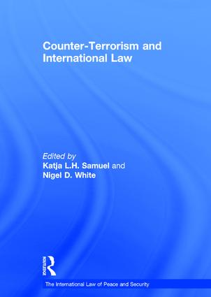 'Legal Control of International Terrorism: A Policy-Oriented Assessment', Harvard International Law Journal, 43, pp. 83–103.