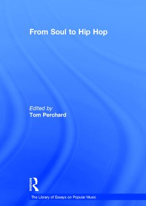 From Soul to Hip Hop: 1st Edition (Hardback) book cover