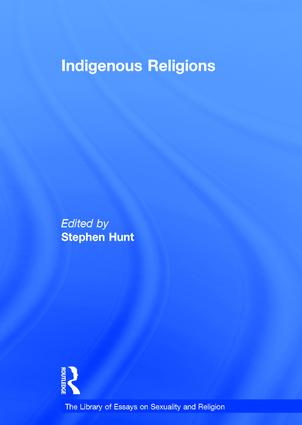 Indigenous Religions: 1st Edition (Hardback) book cover
