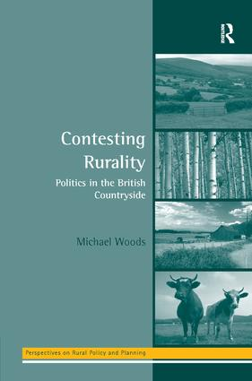 Contesting Rurality: Politics in the British Countryside book cover