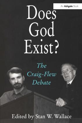 Does God Exist?: The Craig-Flew Debate, 1st Edition (Paperback) book cover