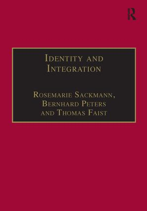 Identity and Integration: Migrants in Western Europe book cover