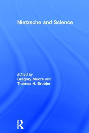 Nietzsche and Science (Hardback) book cover