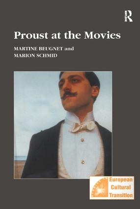 Proust at the Movies book cover