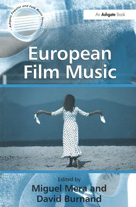 European Film Music: 1st Edition (Paperback) book cover
