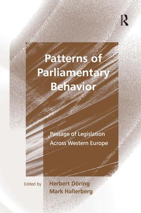 Patterns of parliamentary behavior passage of legislation across patterns of parliamentary behavior fandeluxe Images