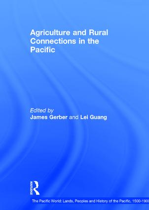 Agriculture and Rural Connections in the Pacific: 1st Edition (Hardback) book cover