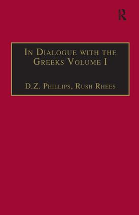 In Dialogue with the Greeks: Volume I: The Presocratics and Reality book cover