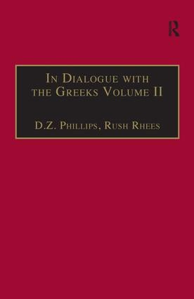 In Dialogue with the Greeks