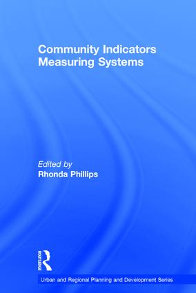 Community Indicators Measuring Systems book cover