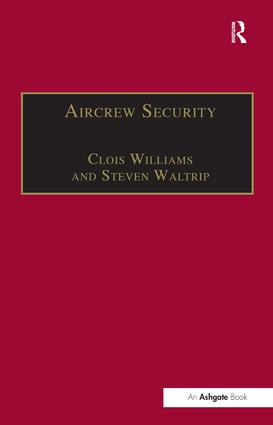 Aircrew Security: A Practical Guide, 1st Edition (Paperback) book cover