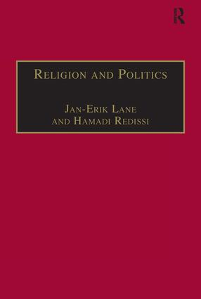 Religion and Politics: Islam and Muslim Civilisation, 1st Edition (Hardback) book cover