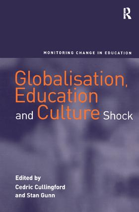 Globalisation, Education and Culture Shock: 1st Edition (Hardback) book cover