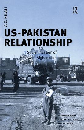 US-Pakistan Relationship: Soviet Invasion of Afghanistan book cover