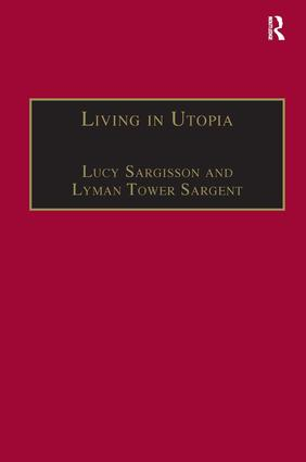 Living in Utopia: New Zealand's Intentional Communities (Hardback) book cover