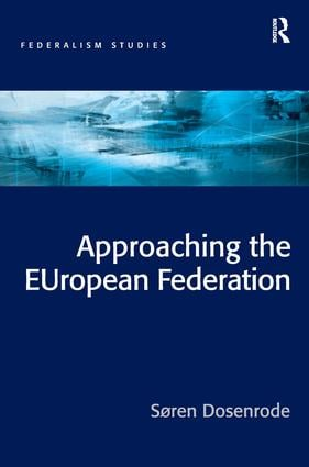 Approaching the EUropean Federation?