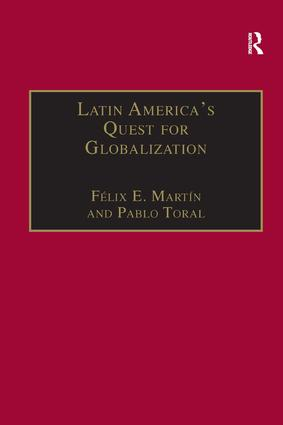 Latin America's Quest for Globalization: The Role of Spanish Firms book cover