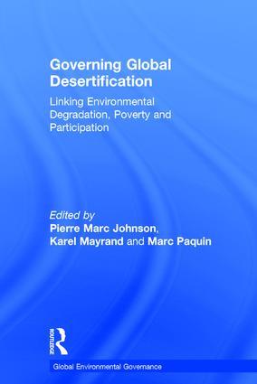Governing Global Desertification