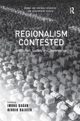 Regionalism Contested: Institution, Society and Governance, 1st Edition (Hardback) book cover
