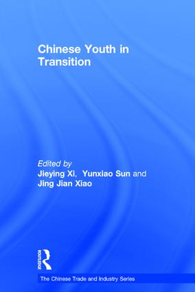 Chinese Youth in Transition book cover