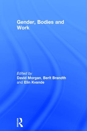 Thinking About Gender, Bodies and Work