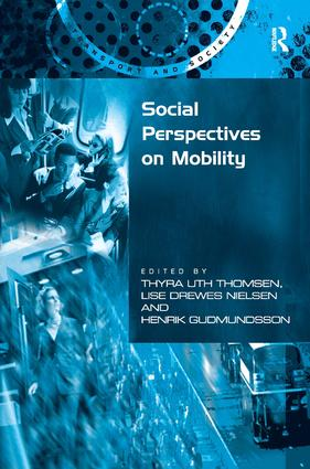 Social Perspectives on Mobility book cover