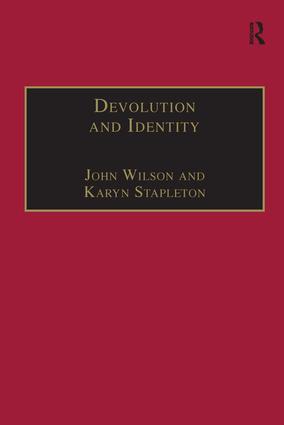 Devolution and Identity