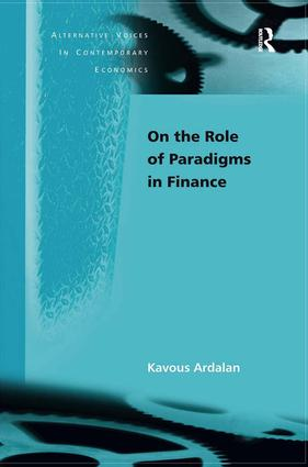 On the Role of Paradigms in Finance book cover