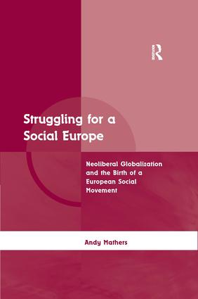 Introduction: Struggling for a Social Europe