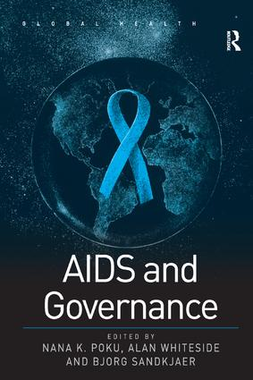 AIDS and Governance book cover