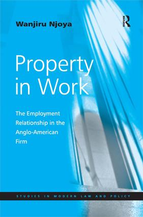 Work, Property and Liberty