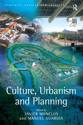 Culture, Urbanism and Planning: 1st Edition (Hardback) book cover