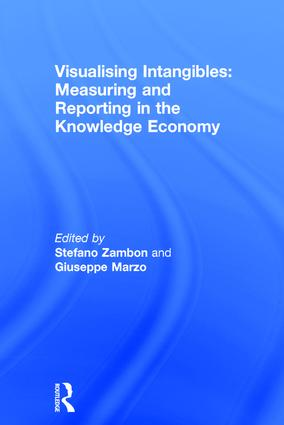 Visualising Intangibles: Measuring and Reporting in the Knowledge Economy (Hardback) book cover