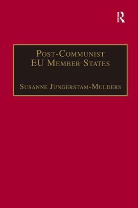 Post-Communist EU Member States