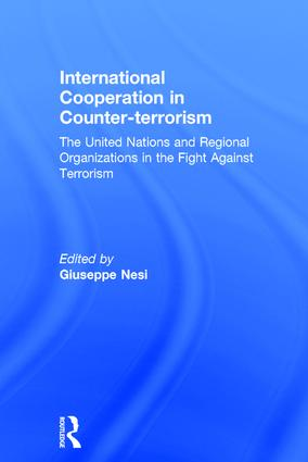 The Political Offence Concept in Regional and International Conventions Relating to Terrorism
