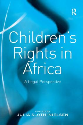 The Protection of Refugee Children Under the African Human Rights System: Finding Durable Solutions in International Law